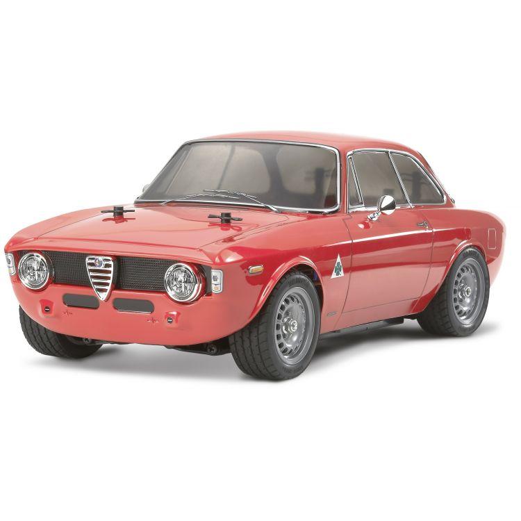 Tamiya 1:10 RC Alfa Romeo Giulia Sprint GTA M-06