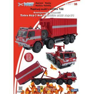 TATRA 815-7 8x8 Multilift MSH 165-SC 1:32