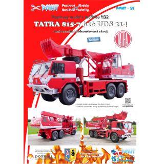 TATRA 815-7 6x6 UDS 214 1:32