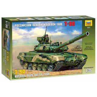 Model Kit tank 3573 - T-90 Russian MBT (1:35)