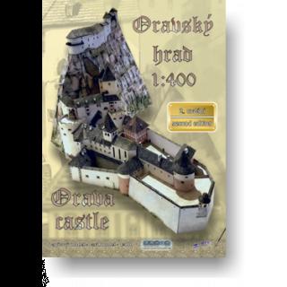 Oravský hrad 2. vydanie 1:400