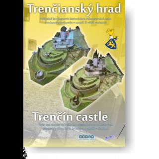 Trenčianský hrad 1:400