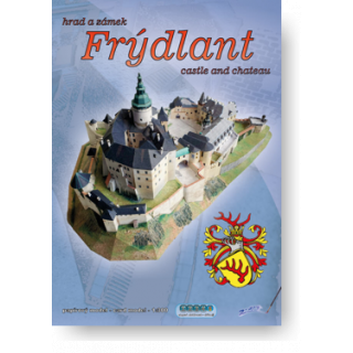 Hrad a zámok Frýdlant 1:300