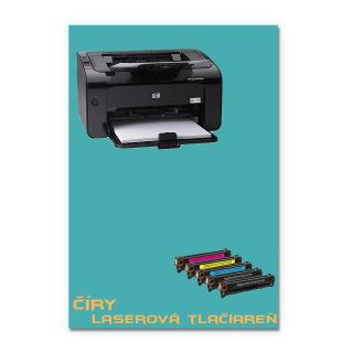 Číry odtlačkový papier A4 decal - Laser
