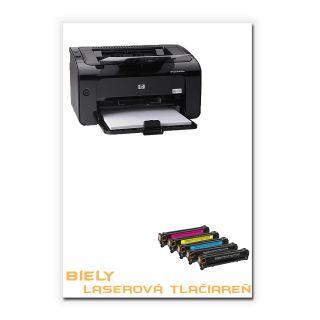 Biely odtlačkový papier A4 decal - Laser