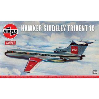 Classic Kit VINTAGE letadlo A03174V - Hawker Siddeley 121 Trident (1:144)