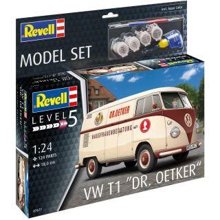 """ModelSet auto 67677 - VW T1 """"Dr. Oetker"""" (1:24)"""