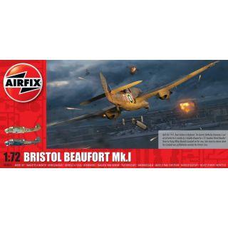 Classic Kit letadlo A04021 - Bristol Beaufort Mk.1 (1:72)