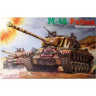 Model Kit tank 6805 - M-46 PATTON (1:35)