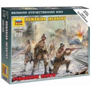 Wargames (WWII) figurky 6163 - Romanian Infantry (1:72)