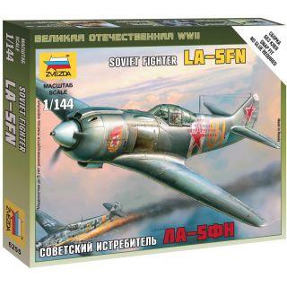 Wargames (WWII) letadlo 6255 - Lavočkin La-5 (1:144)