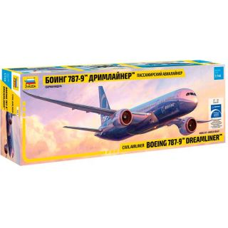 Model Kit letadlo 7021 - Boeing 787-9 Dreamliner(1:144)