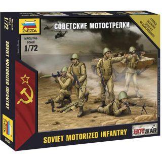 Wargames (HW) figurky 7404 - Soviet Infantry (1:72)