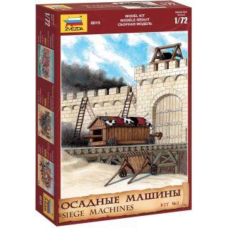 Wargames (AoB) figurky 8015 - Siege Machines (1:72)