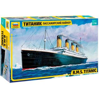 Model Kit loď 9059 - R.M.S. Titanic (1:700)