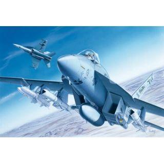 Model Kit letadlo 0083 - F/A-18E SUPER HORNET (1:72)