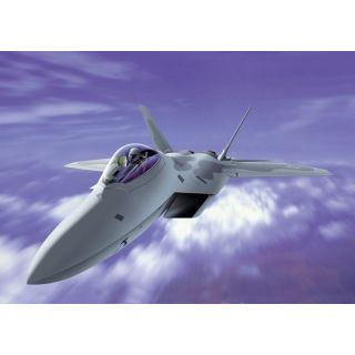 Model Kit letadlo 1207 - F-22 RAPTOR (1:72)