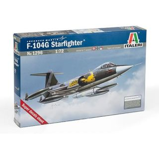 "Model Kit letadlo 1296 - F-104 G ""Starfighter"" (1:72)"