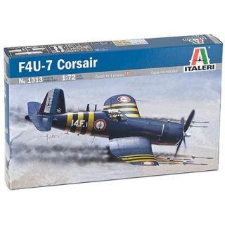 Model Kit letadlo 1313 - F4U-7 CORSAIR (1:72)