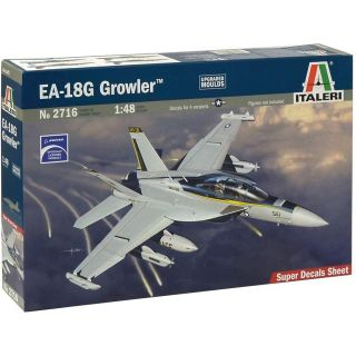 Model Kit letadlo 2716 - EA-18G GROWLER (1:48)
