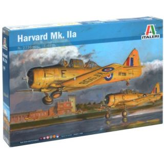 Model Kit letadlo 2736 - HARVARD Mk.IIA (1:48)