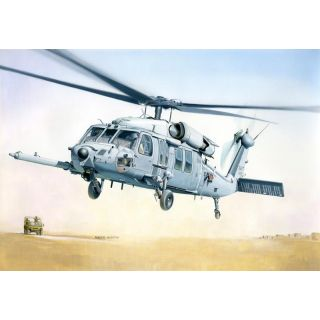Model Kit vrtulník 2666 - MH-60K BLACKHAWK SOA (1:48)
