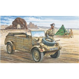 Model Kit military 0312 - VW Typ 82 KUBELWAGEN (1:35)