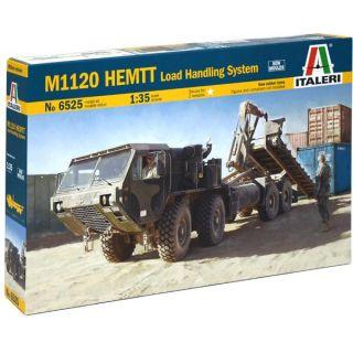 Model Kit military 6525 - M1120 HEMTT LOAD HANDL.SYSTEM (1:35)