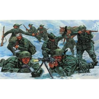 "Model Kit figurky 6059 - WWII - ITALIAN ""ALPINI"" (1:72)"