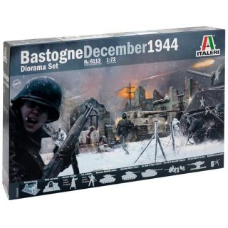 Model Kit diorama 6113 - BATTLE OF BASTOGNE (1:72)