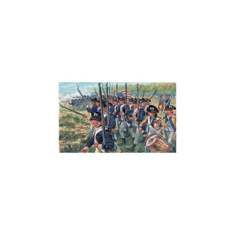 Italeri 6060-1//72 American Infantry 1776 Neu