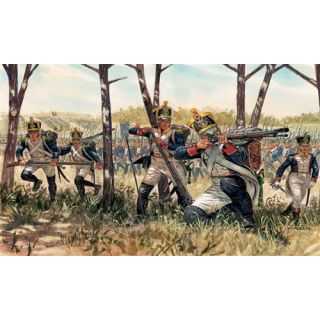 Model Kit figurky 6066 - NAPOLEONIC WARS: FRENCH INFANTRY (1:72)