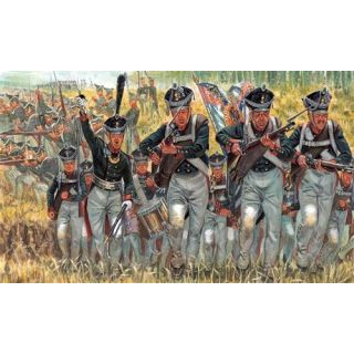 Model Kit figurky 6073 - NAPOLEONIC WARS: RUSSIAN INFANTRY (1:72)