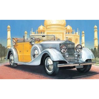 Model Kit auto 3703 - ROLLS ROYCE PHANTOM II (1:24)