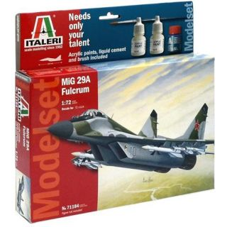 "Model Set letadlo 71184 - 1:72 MIG-29A ""FULCRUM"" (1:72)"