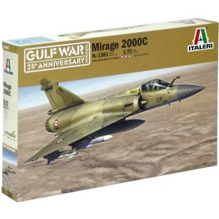 Model Kit letadlo 1381 - MIRAGE 2000 (1:72)