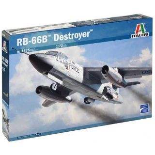 Model Kit letadlo 1375 - RB-66B DESTROYER (1:72)