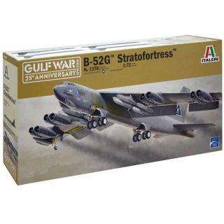 Model Kit letadlo 1378 - B-52G STRATOFORTRESS (1:72)