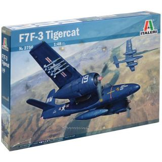Model Kit letadlo 2756 - F7F-3 TIGERCAT (1:48)