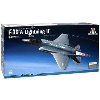 Model Kit letadlo 2506 - F-35A LIGHTNING II (1:32)
