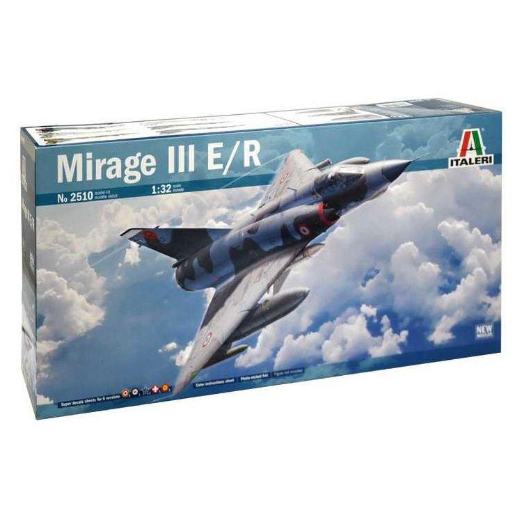 Model Kit letadlo 2510 - MIRAGE III E/R (1:32)