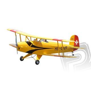 BH160 Bucker Bu-131 Jungmann 1850mm ARF