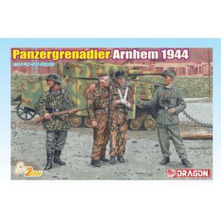 Model Kit figurky 6648 - PANZERGRENADIER ARNHEM 1944 (1:35)