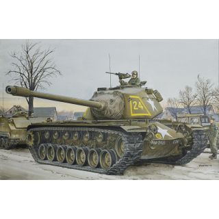 Model Kit tank 7519 - M103A1 HEAVY TANK (1:72)