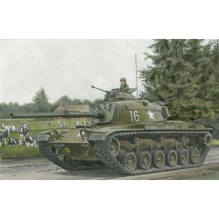 Model Kit tank 3553 - M60 PATTON (1:35)