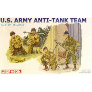 Model Kit figurky 6149 - US ARMY ANTI-TANK TEAM (1:35)