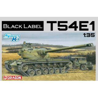 Model Kit tank 3560 - T54E1 (SMART KIT) (1:35)