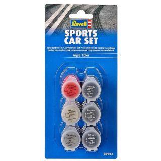 Sada barev Aqua Color 39074 - Sports Car Set
