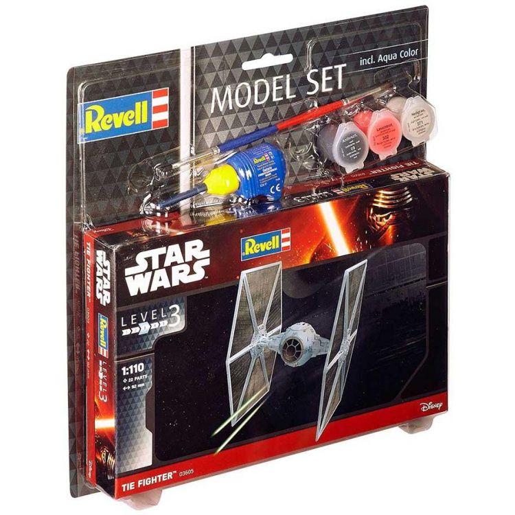 ModelSet SW 63605 - TIE Fighter (1:110)
