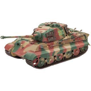 Plastic ModelKit tank 03249 - Tiger II Ausf. B (Henschel Turret) (1:35)